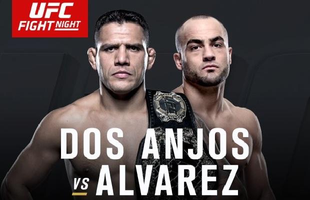 RDA e Alvarez duelam em julho. Foto: Reprodução/Twitter