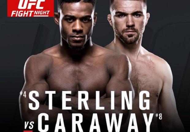 Sterling e Caraway são membros do top-10 dos galos. Foto: Reprodução