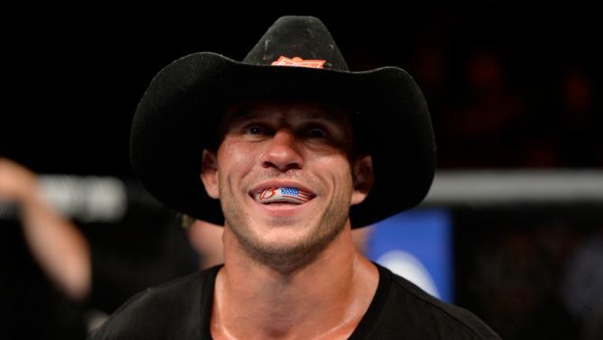 Cerrone (foto) vive bom momento entre os meio-médios. Foto: Josh Hedges/UFC