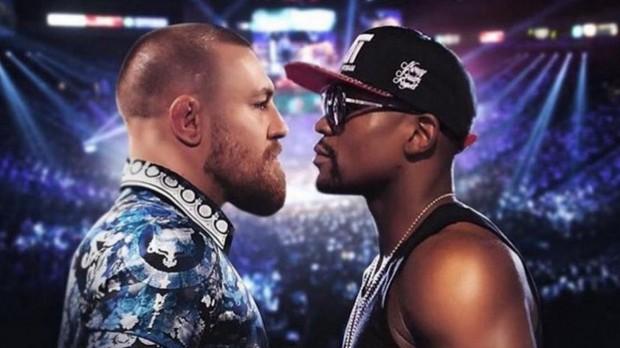 Duelo entre Floyd e McGregor está perto de ser fechado. Foto: Reprodução