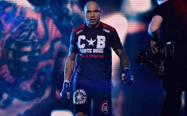 Cyborg (foto) deixa o MMA aos 39 anos. Foto: Divulgação