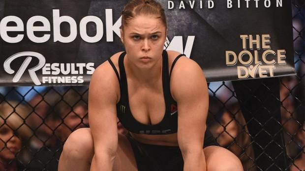 Ronda fez sua última luta na Austrália. Foto: Divulgação