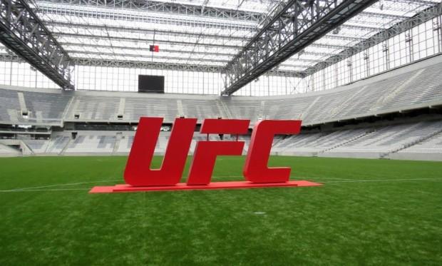 UFC desembarca na Arena da Baixada no sábado (14). Foto: Reprodução