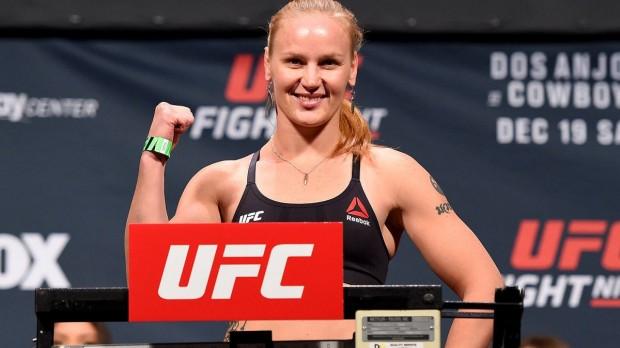 Valentina passou por grande susto no Peru. Foto: UFC
