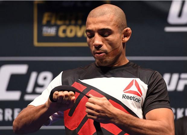 Aldo (foto) encara Edgar no UFC 200. Foto: Divulgação/UFC