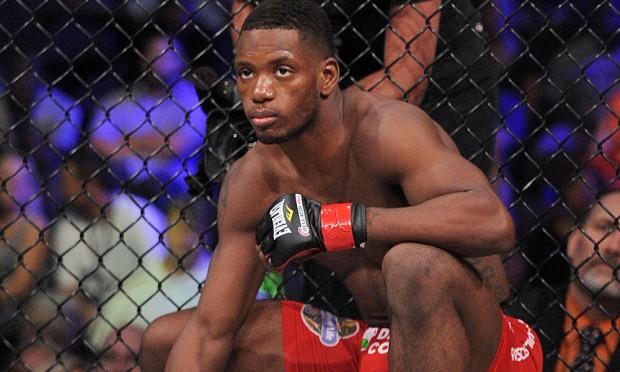 Brooks é o novo lutador do UFC. Foto: Reprodução