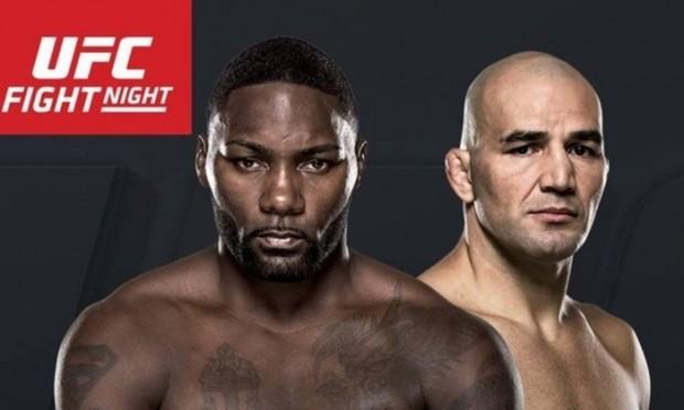 Johnson e Glover se enfrentarão em agosto. Foto: Divulgação