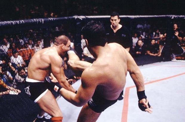Williams nocauteou Coleman em 1998. Foto: Divulgação/UFC