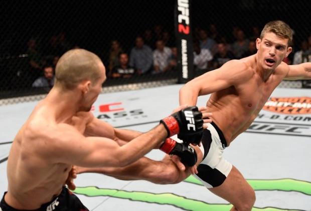 Stephan Thomson vence Rory MacDonald