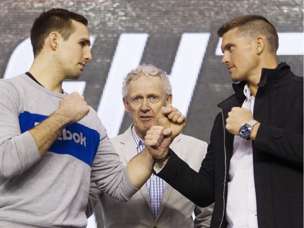 MacDonald e Thompson fazem duelo em Ottawa. Foto: Divulgação