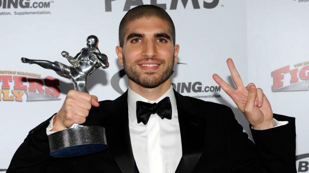 Helwani (foto) está banido em definitivo pelo UFC. Foto: Divulgação