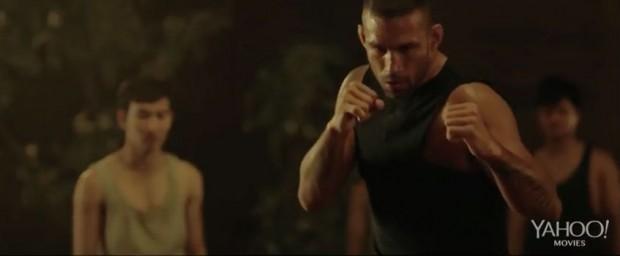 Werdum aparece em trailer de filme de Van Damme. Foto: Reprodução