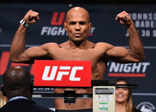 Reis lutaria pelo título no UFC 201, mas enfrentou estreante. Foto: Divulgação/UFC