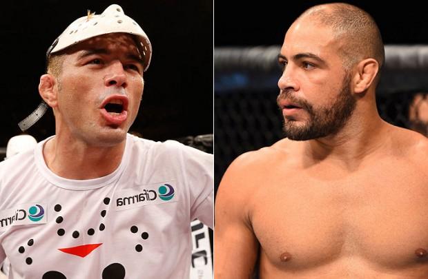Jason e Thales são os representantes brasileiros do UFC Fight Night 92. Foto: Produção SUPER LUTAS (Divulgação/UFC)