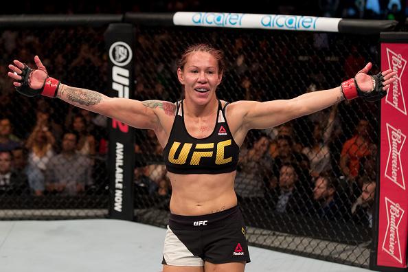 Cyborg quer disputar o cinturão do UFC (Foto: UFC)