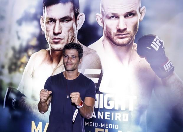 Fã de MMA, Gagliasso lança evento de MMA no Rio. Foto: Divulgação/UFC