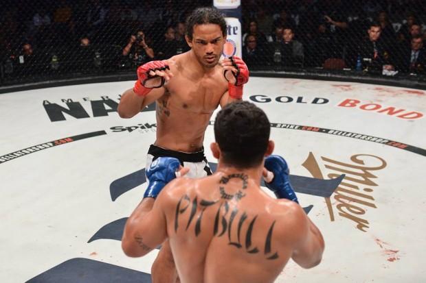 Antes campeão do UFC, Henderson se mudou ao Bellator. Foto: Divulgação