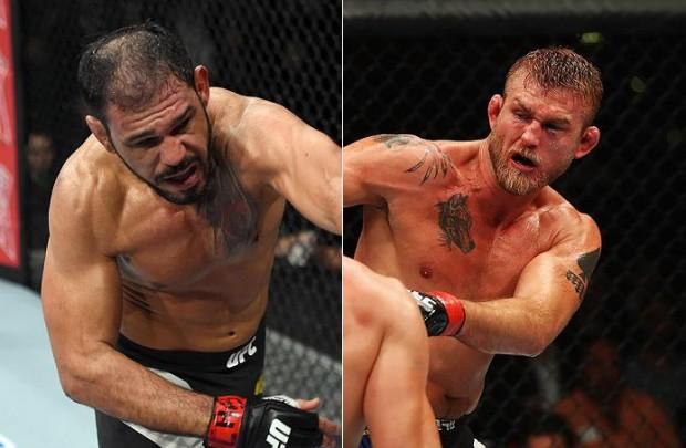 Minotouro e Gustafsson fazem a luta principal do UFC FN São Paulo. Foto: Produção SUPER LUTAS (Divulgação UFC)