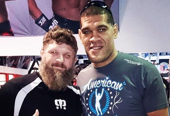 Nelson e Pezão são amigos e se enfrentam em Brasília. Foto: Reprodução/Instagram
