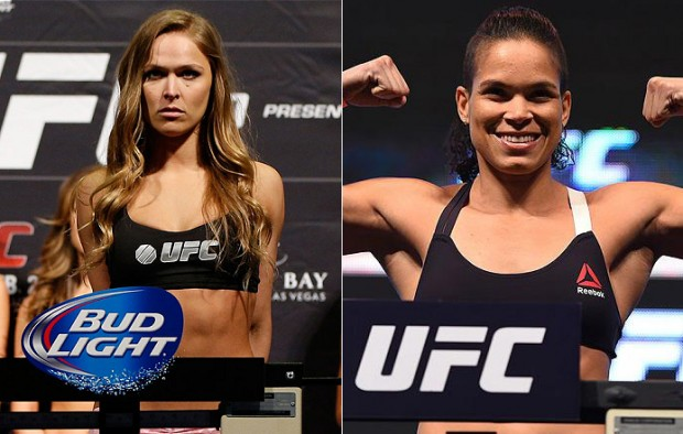 Ronda pode desafiar Amanda pelo cinturão ainda em 2016. Foto: Produção SUPER LUTAS/Divulgação UFC