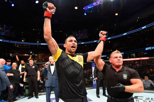 Werdum voltou a vencer no UFC. Foto: Divulgação