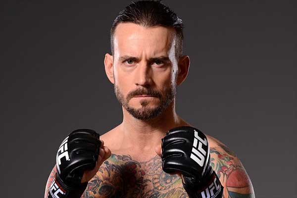 Punk fez sua estreia no MMA aos 37 anos. (Foto: Divulgação)