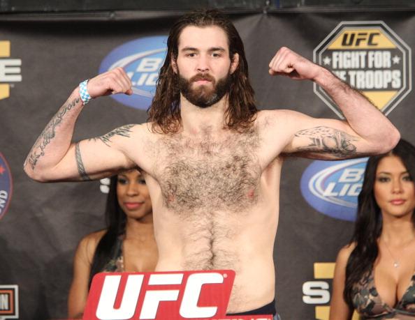 C. Mckenzie deixou o MMA em segundo plano. (Foto: Getty Images)