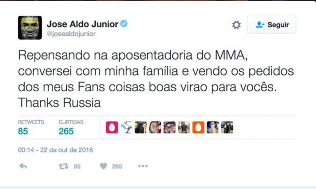 Aldo-Twitter