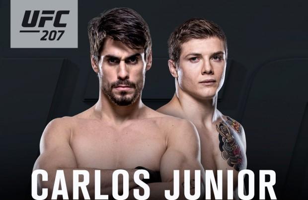 Mais uma luta foi confirmada para o UFC 207. Foto: Divulgação/UFC