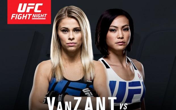 VanZant e Waterson se enfrentam em Sacramento. Foto: Divulgação/UFC