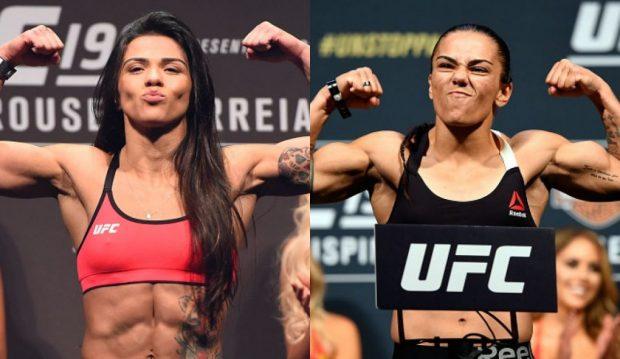 C. Gadelha sugeriu duelo contra J. Bate- Estaca no Brasil. (Foto: Produção SUPER LUTAS (Divulgação/UFC)