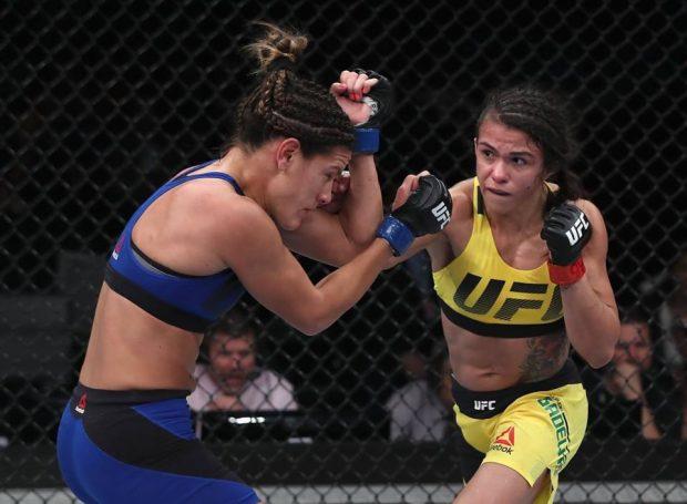 Gadelha vem de vitória sobre Casey em São Paulo. Foto: Divulgação/UFC