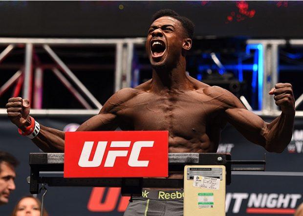 Sterling não enfrentará mais Assunção em Albany. Foto: Divulgação/UFC