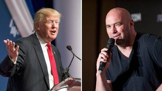 Trump (esq) é o novo presidente dos EUA. (Foto: Sportingnews.com)