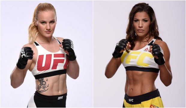 Vencedora deve ganhar uma chance de disputar o cinturão da categoria. (Foto: Produção SUPER LUTAS (Divulgação/UFC)