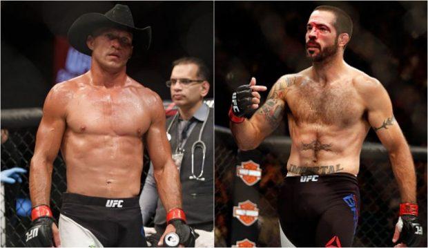Cerrone e Brown vivem momentos opostos na carreira. (Foto: Produção SUPER LUTAS (Divulgação/UFC)