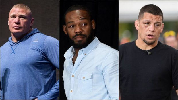 Trio será julgado nesta quinta-feira (15). (Foto: Produção SUPER LUTAS (Divulgação/UFC)