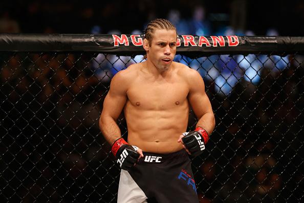 Faber faz a última luta de sua carreira neste sábado, contra Brad Pickett no UFC Sacramento. (Foto: Getty Images)
