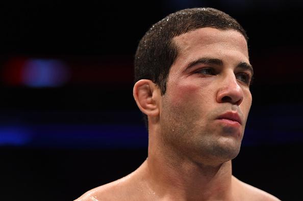 Tanquinho vem de vitória no UFC (Foto: Getty Images)