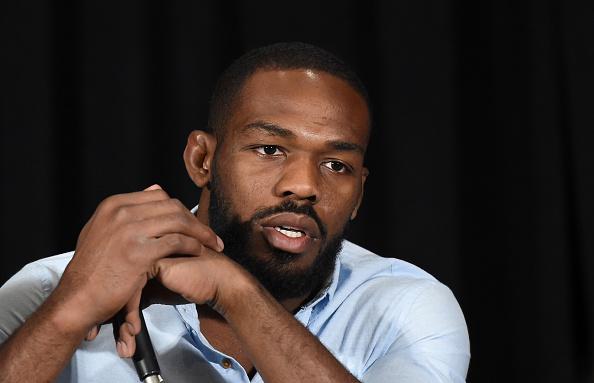 Jones não tem mais pendências com a justiça americana. (Foto: Getty Images)