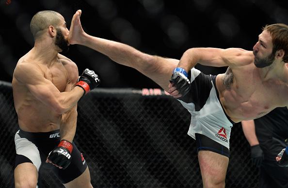 Nocaute de Vannata foi o principal destaque do card preliminar do UFC 206. (Foto: Getty Images)