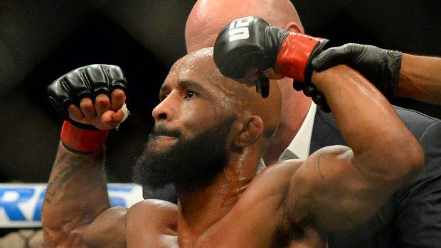 Johnson recebeu o maior salário do TUF Finale (FOTO: UFC)