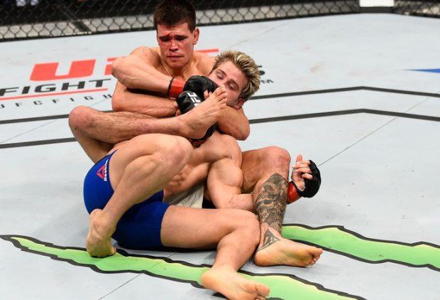 Gall finalizou o 'queridinho' Northcutt no UFC Sacramento