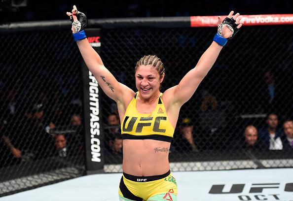 Bethe enfrenta Reneau no UFC Fortaleza, dia 11 de março. (Foto: Getty Images)