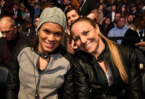 Amanda (esq) e Ansaroff (dir) querem aumentar a família em breve. (Foto: Getty Images)