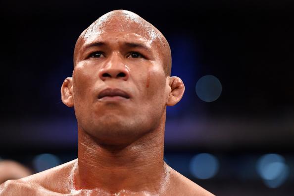 Jacaré não poupou críticas ao atual campeão dos médios. (Foto: Getty Images)