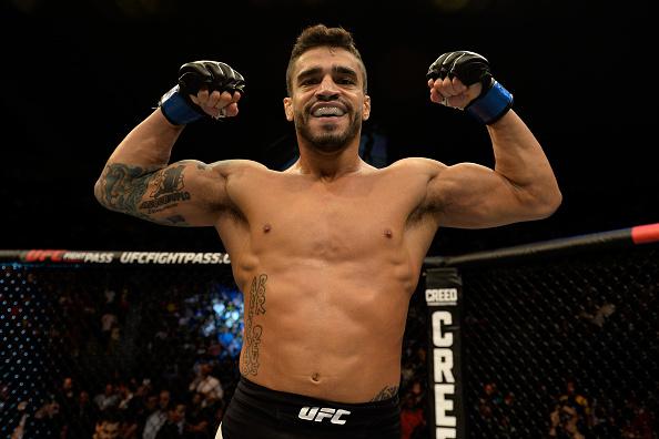 Tavares deixou o UFC após 10 anos. (Foto: Getty Images)