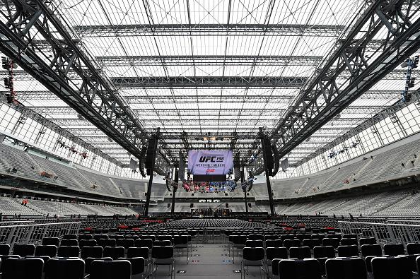 UFC 198 foi o último evento numerado no Brasil (FOTO: Josh Hedges/Getty Images)