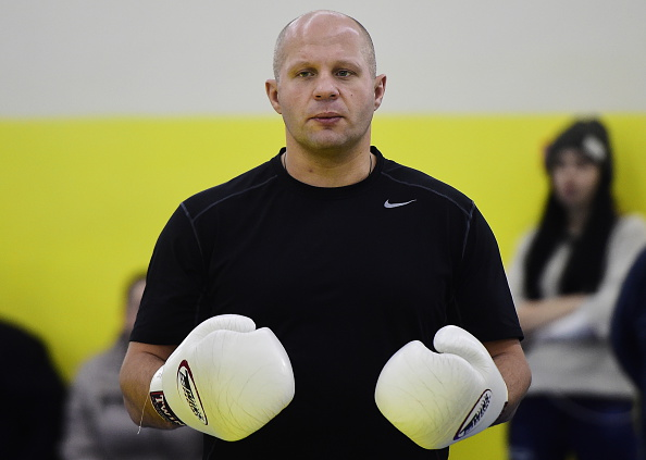 Fedor vai estrear no Bellator neste sábado. (Foto: Getty Images)
