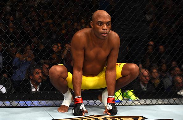 Anderson está com poucas opções para o UFC 212 (Foto: UFC)